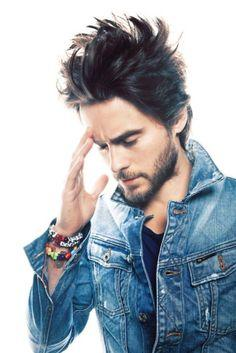 Jared Leto - (Haare, Style, Jared Leto)