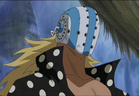 Diese Maske  - (Cosplay, One Piece)
