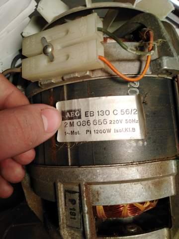 Wie kann ich die RPM von einem Elektromotor herausfinden?