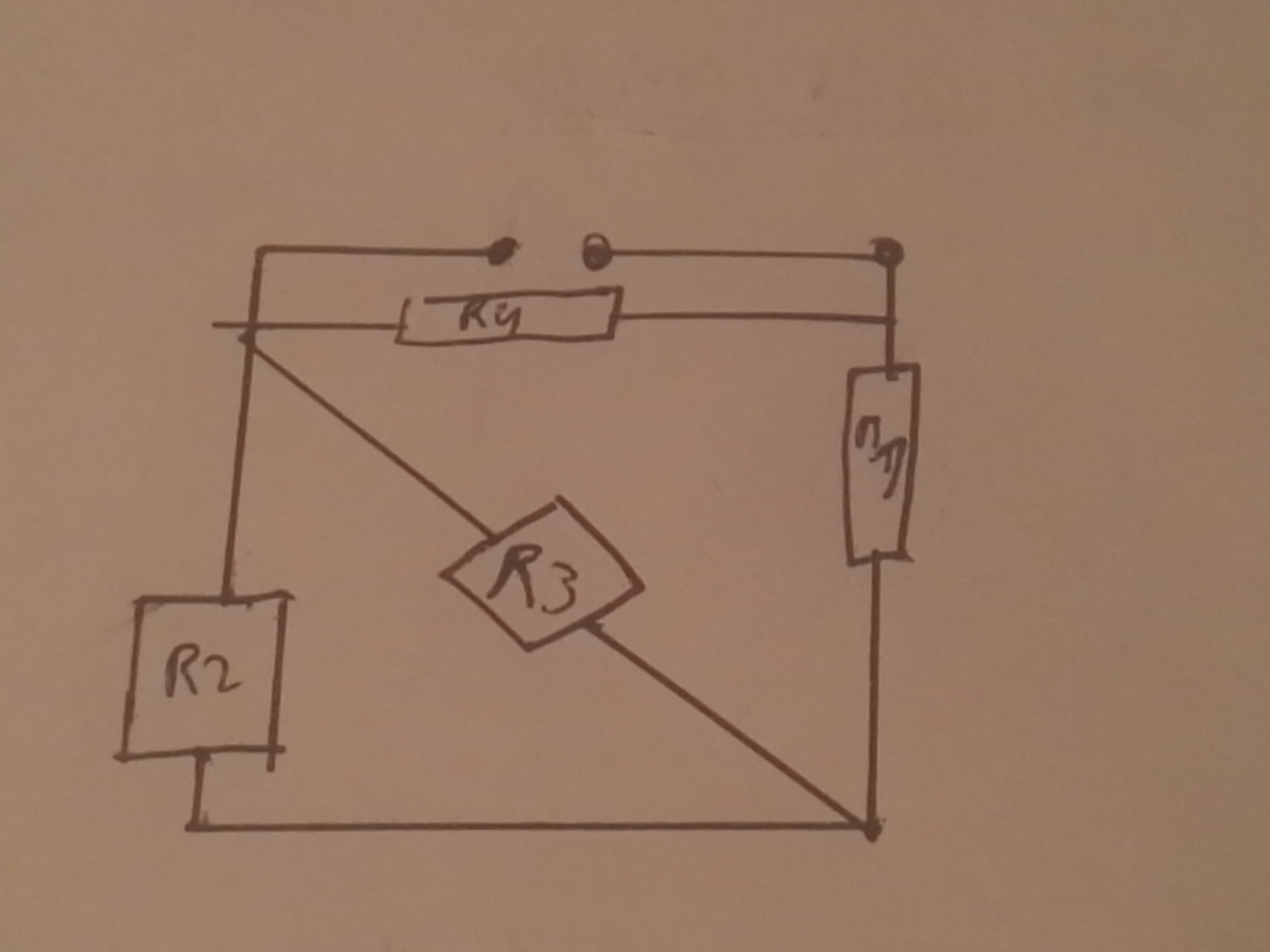 wie kann ich die schaltung vereinfacht zeichnen physik elektrotechnik. Black Bedroom Furniture Sets. Home Design Ideas