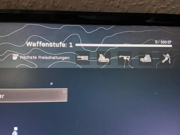 Wie kann ich die Waffenstufe erhöhen Cod?
