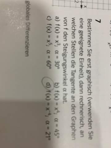 Wie kann ich diese Aufgabe lösen?