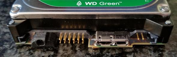 Anschluss der Festplatte - (Computer, PC, Hardware)