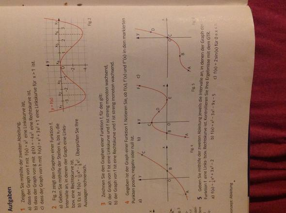 Aufgabe 4 - (Mathe, Mathematik, Funktion)