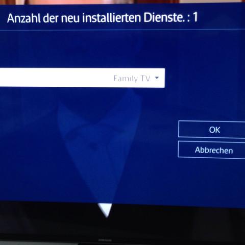 Bild  - (Samsung, TV, Meldung)