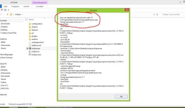 Dass ist der Fehlercode - (PC, Minecraft, programmieren)