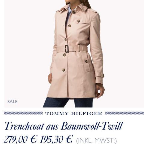 Wie kann ich diesen rosa Trenchcoat kombinieren, und wie findet ihr den? Mit Bild?