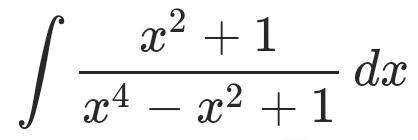 Wie kann ich dieses Integral lösen?