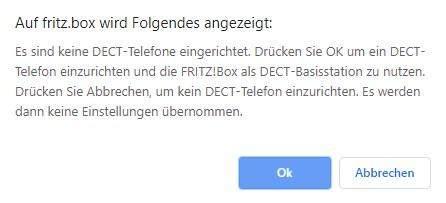 Wie kann ich ein DECT Telefon am Router anmelden?
