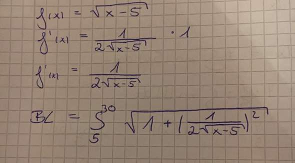 Wie kann ich ein Integral bei Wolfram eintippen/eingeben, wenn zwei Wurzeln vorhanden sind?
