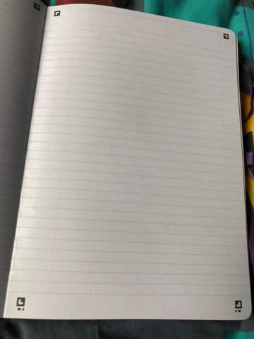 Wie kann ich ein liniertes Tagebuch gestalten?
