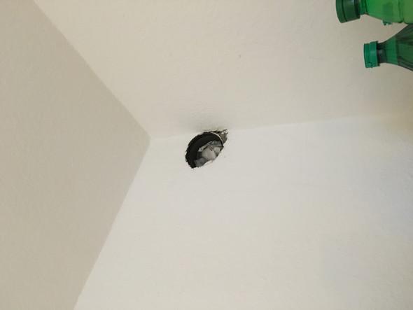 Dunstabzugshaube Ohne Rohr wie kann ich ein nicht verwendetes rohr für die dunstabzugshaube am