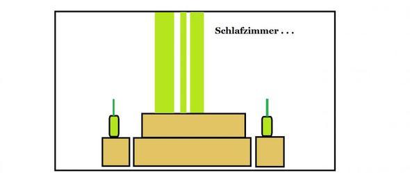 wie kann ich ein schlafzimmer streichen werde mir mit. Black Bedroom Furniture Sets. Home Design Ideas
