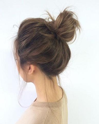 Wie Kann Ich Einen Guten Dutt Machen Haare Frisur