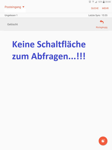 Tab - (Android, Tablet, Email)