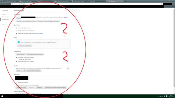 Hilfe - (Google, Chrome)