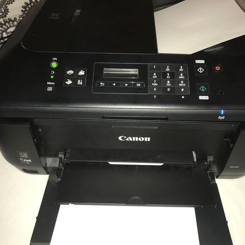 Mein Drucker  - (Drucker, Canon, Fax)