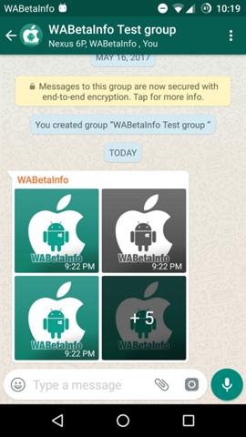 Whatsapp Gesendete Bilder