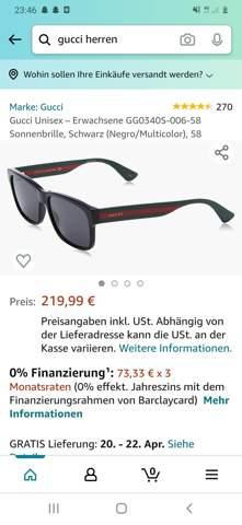 Wie kann ich herausfinden ob die Brille passt?