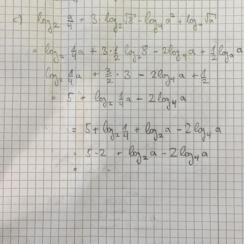 Hier mein Rechenweg - (Mathe, Mathematik)