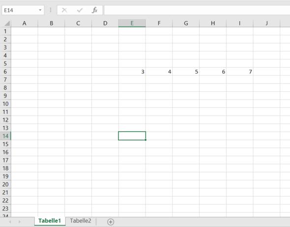 Fall - (Excel, formatieren)
