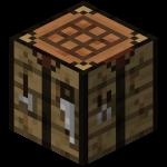Werkbank - (Minecraft, leiter)