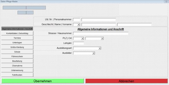 """Wie kann ich in VBA-Excel per laufender Nummer meine Userform Einlesen und danach diese """"Einlesung"""" bearbeiten?"""