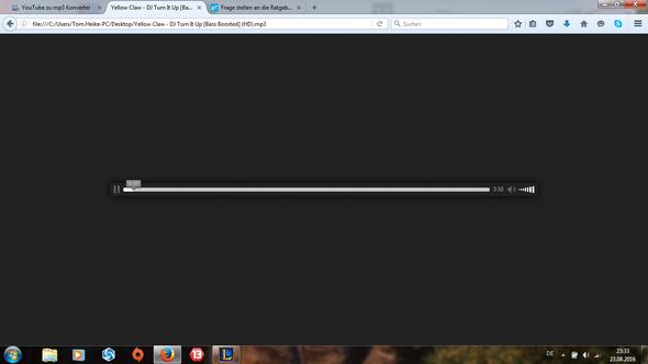 So sieht das aus - (Youtube, wie geht das, Musik benutzen)