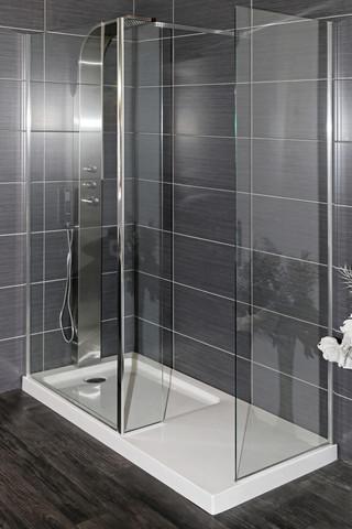 wie kann ich mein bad trocken halten dusche ist doof d badezimmer. Black Bedroom Furniture Sets. Home Design Ideas