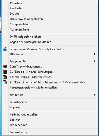 Wie kann ich mein Desktophintergrund bei mein Laptop ändern?