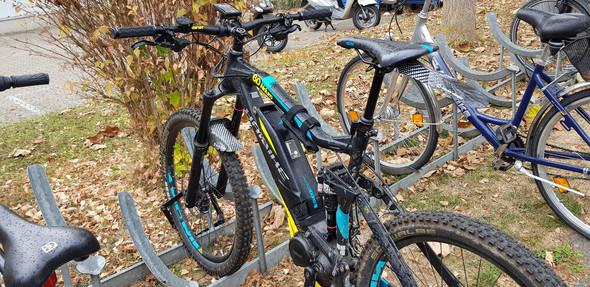 Wie kann ich mein E-Bike vor Schüler Übergriffen schützen?