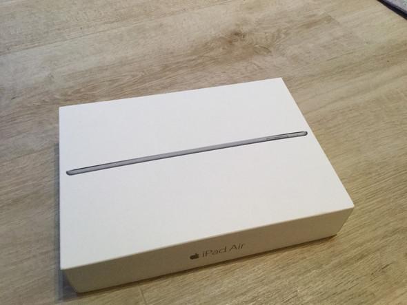 Die Verpackung - (Apple, iPad, Mein Iphone suchen)