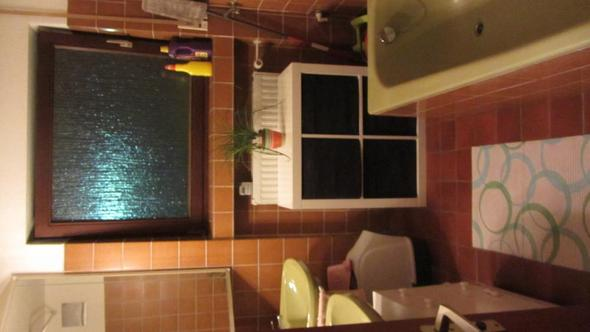 Fußboden Bad Verschönern ~ Wie kann ich mein potthässliches bad verschönern