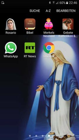 Apps verschieben - (Handy, Technik, Smartphone)