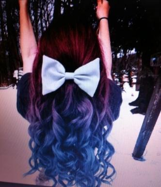 wie kann ich meine haare so bunt f rben wie auf dem bild haarfarbe directions bleichen. Black Bedroom Furniture Sets. Home Design Ideas