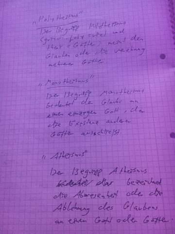Wie kann ich meine Handschriftverbessern?