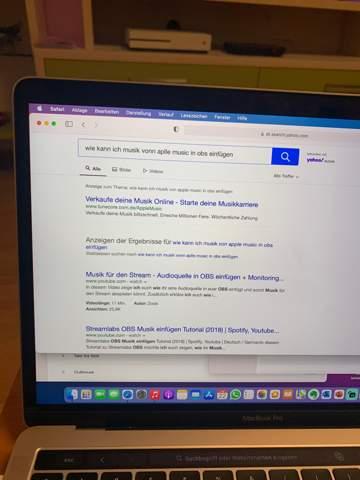 Wie kann ich meine Suchmaschine in Safari ändern?