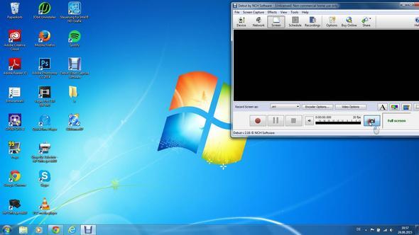 Mein Hintergrund - (Computer, Windows, Windows 7)
