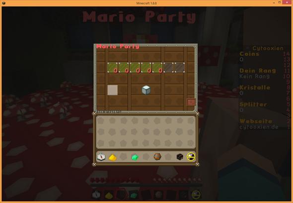 Alle Server sind angeblich leer - (Minecraft, Server, Error)