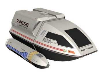 Shuttle - (Multiplayer, Star-Trek, Star Trek online)