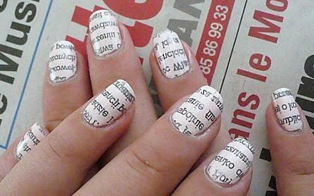 fingernagel - (Beauty, Fingernägel, Maniküre)