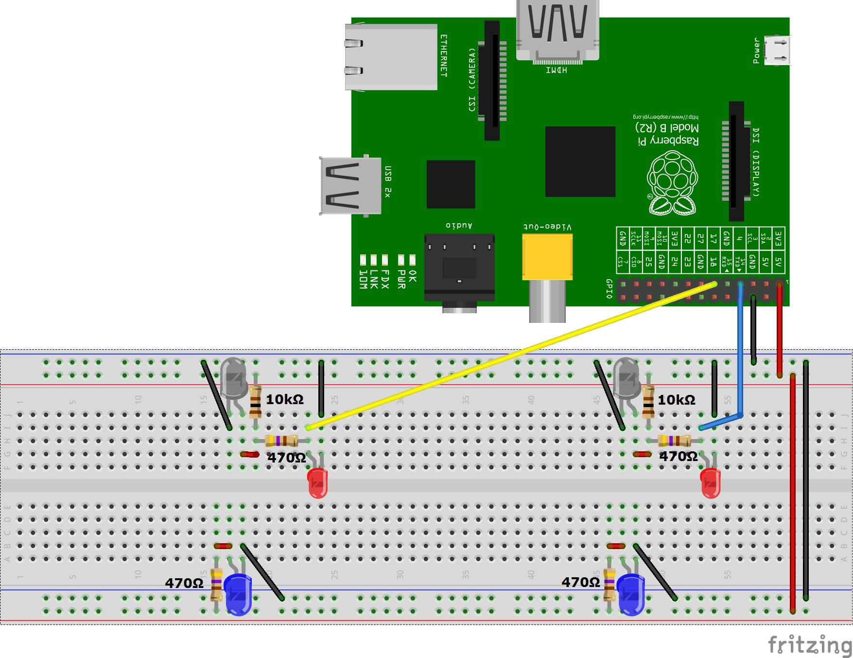 wie kann ich mit meinem raspberry pi eine digitale stoppuhr f r den sportunterricht bauen sport. Black Bedroom Furniture Sets. Home Design Ideas