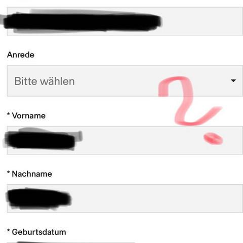 Wie Kann Ich Nachname In Der Hm App ändern Hm Handyeinstellungen