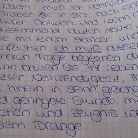 Wie Kann Ich So Eine Schrift Bekommen S B Handschrift