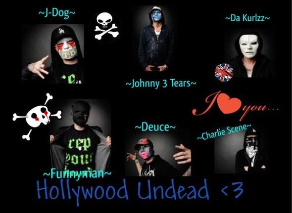 Hollywood Undead - (Bilder, erstellen)