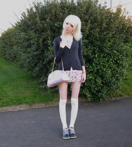 beine - (Freizeit, Beine, schlank)