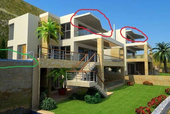 Wie kann ich solche Häuser bei Sims 3 bauen? Andere Fragen? (Haus ...