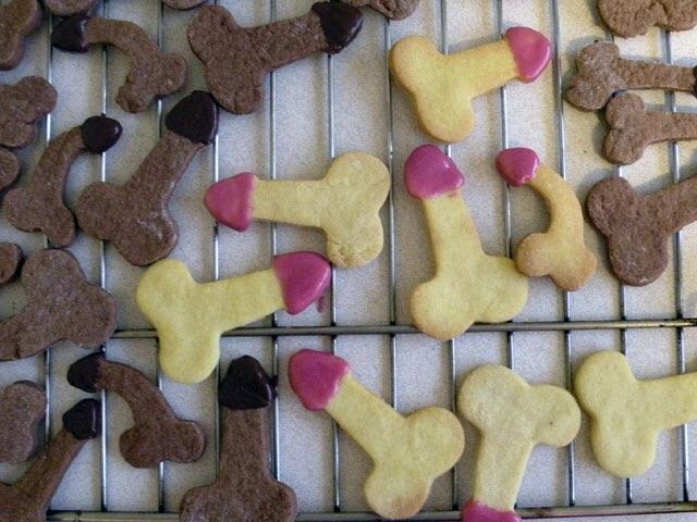 das kekse backen