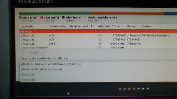 Bild 3 - (Festplatte, Linux, Ubuntu)