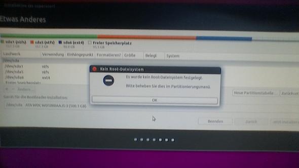 Bild 4 - (Festplatte, Linux, Ubuntu)